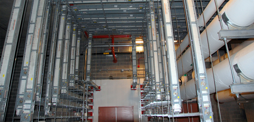 Electrical Distribution at the National Institute of Health
